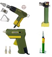 Инструменты для пайки, отопления и клеения