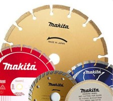 Алмазные диски Makita