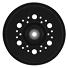 Опорные тарелки для эксцентриковых шлифмашин Bosch