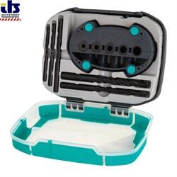 Комплект кондуктор для сверления со сверлами в кейсе - фото 80170