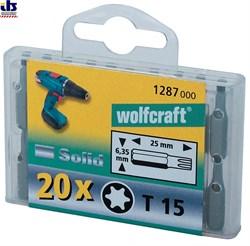 Wolfcraft 1281000 20 бит Филипс PH 2 - фото 80175