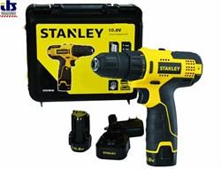 Stanley STCD1081B2 Дрель-шуруповерт акумуляторная, 10.8 В, Li-Ion - фото 82100