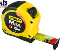 """Stanley 0-33-959 Рулетка измерительная """"max"""" 8м x 28mm - фото 82235"""