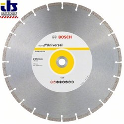 Алмазный отрезной круг BOSCH ECO for Universal 350x20x3.2x8 [2608615034] - фото 83422