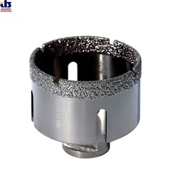 Алмазная коронка D68 мм по керамограниту Энкор (48315) - фото 85687
