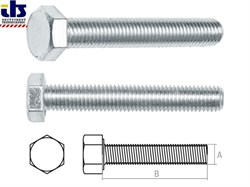 Болт_М6х80_мм_шестигр.,_цинк,_кл.пр._5.8,_DIN_933_5_кг._STARFIX_SMV1135335
