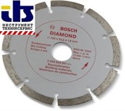 Bosch Круг алмазный D 115 BOSCH по бетону (красный) (2608600200) 2608600200