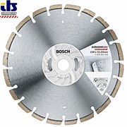 Bosch Круг алмазный BOSCH 230-2.3-22.23 BPP по бетону Professional Plus 2608600358