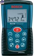 Лазерный дальномер Bosch DLE 40 [0601016300]