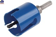HM-Сверлильная коронка с твердосплавными кромками D25 мм