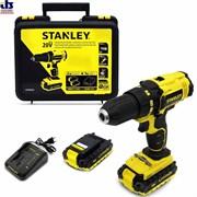 Stanley SCD20C2K 18В Дрель-шуруповерт аккумуляторная