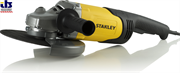 Stanley STGL2223 Углошлифмашина, 2200Вт, 230 мм