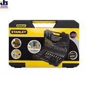 Stanley STA7205 -XJ Набор Stanley, сверл, коронок и бит