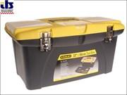 Stanley 1-92-908 Ящик для инструмента jumbo с 2-мя съемными органайзерами
