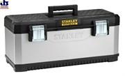 """Stanley 1-95-617 Ящик для инструмента""""FATMAX"""" метал.-пластмассовый 26"""""""