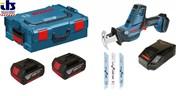 Пила сабельная аккумуляторная BOSCH GSA 18 V-LI C Professional (06016A5002)