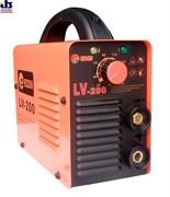 Инверторный сварочный аппарат для электродуговой сварки Edon LV-200
