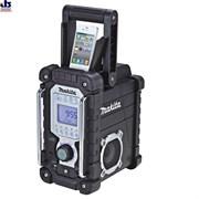 Радио MAKITA BMR103B 18V-7.2V, для Li-oin / NiCd / NiMh АКБ воспроизведение и зарядка iPod/ iPhone