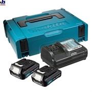 Аккумуляторный блок 10,8/12В 2х2.0 Ah + зарядное DC10SB MakPac, MAKITA