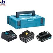 Аккумуляторный блок 18В 1х5.0 Ah/10.8В 1х20 Ah + зарядное DC18RE MakPac, MAKITA
