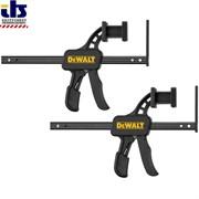 DeWALT DWS5026-XJ Струбцины для направляющих шин 2 шт