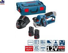 Рубанок аккумуляторный GHO 12V-20 Professional BOSCH (06015A7001)