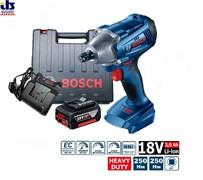 Гайковерт аккумуляторный GDS 250-LI Professional BOSCH (06019G6120)