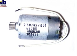МОТОР 10,8V (12V) (2607022838)