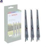Набор пилок для садовой пилы KEO (3 шт) BOSCH (F016800303)