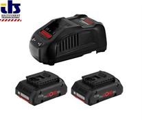 Зарядное устройство GAL 1880 CV + 2 ProCORE18V 4.0 Ач, BOSCH (1600A016GF)