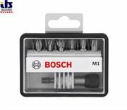 Bosch Набор Robust Line из 12+1 насадок-бит M Extra Hart 25 мм, 12+1 шт. 2607002565