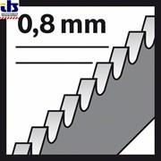 Bosch Пильное полотно T 121 GF Speed for Metal 2608636697