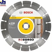 Bosch Алмазный отрезной круг Expert for Universal 180 x 22,23 x 2,4 x 12 mm 2608602567