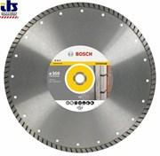 Bosch Алмазный отрезной круг Expert for Universal Turbo 300 x 20,00+25,40 x 2,2 x 12 mm 2608602579