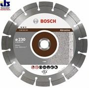 Bosch Алмазный отрезной круг Expert for Abrasive 115 x 22,23 x 2,2 x 12 mm 2608602606