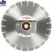 Bosch Алмазный отрезной круг Best for Abrasive 300 x 20,00+25,40 x 2,8 x 15 mm 2608602685