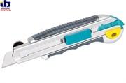Нож для ковровых покрытий шириной 18 мм  с комплектом лезвий 8шт.