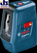 Лазерный линейный нивелир GLL 3-X Professional BOSCH [0601063CJ0]