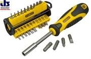 Stanley STHT0-70885 Отвертка со вставками multi bit (34 предмета)