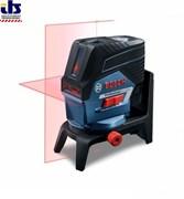 Комбинированный лазерный нивелир BOSCH GCL 2-50 C + крепление RM2 + штатив BT 150  (0601066G02)