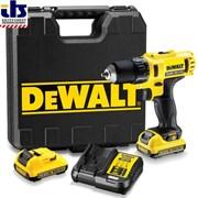 DeWALT DCD710D2 Дрель-шуруповерт аккумуляторная 10.8 В