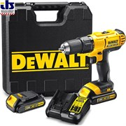 DeWALT DCD771D2 18.0 В XR Дрель-шуруповерт аккумуляторная 300 Вт