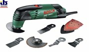Bosch Многофункциональный инструмент PMF 180 E Multi Set 0603100022